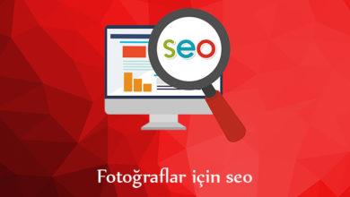 Photo of Seo Eğitimleri 3 – İmage Fotoğraf  optimizasyonu.