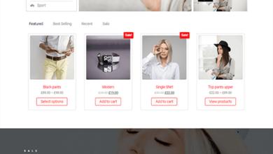 Photo of Envo Storefront E-Ticaret Teması